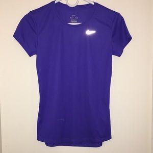 Nike women's dri-fit t-shirt barely worn